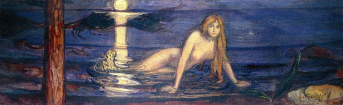 Edvard_Munch_-_The_Mermaid_(1896)